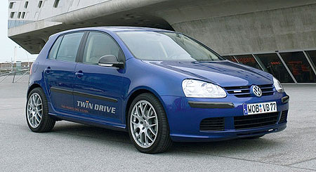 VW Golf TwinDrive
