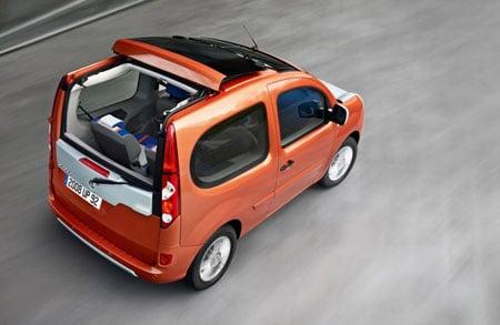 New 3-door Renault Kangoo be bop