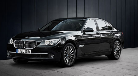 New F02 BMW 7Series 740Li and 750Li long wheelbase launched in