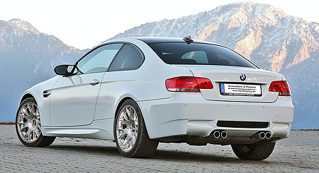 BMW M3 Leather Edition