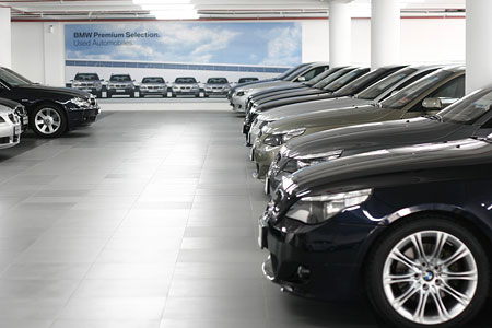 BMW Premium Selection: approved used cars with 1 year warranty for