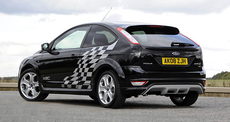 New Ford Focus Zetec S For The Uk Market