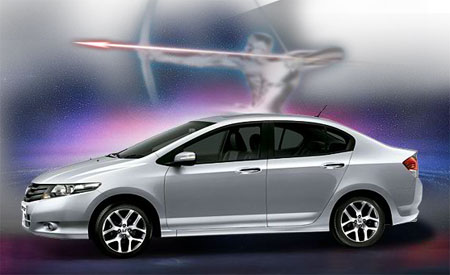 2009 Honda City Launched In China With 18L Engine