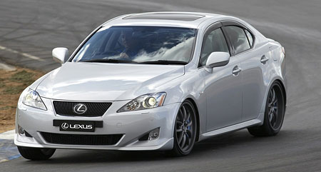 Lexus IS250 Sports Concept