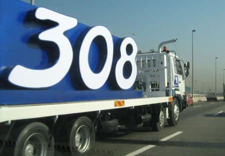 Peugeot 308 Truck