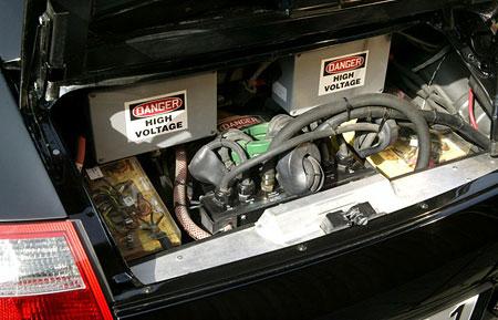 Ruf Electric Porsche