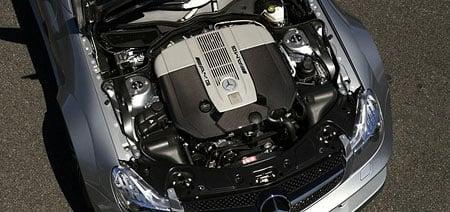 SL65 AMG Black