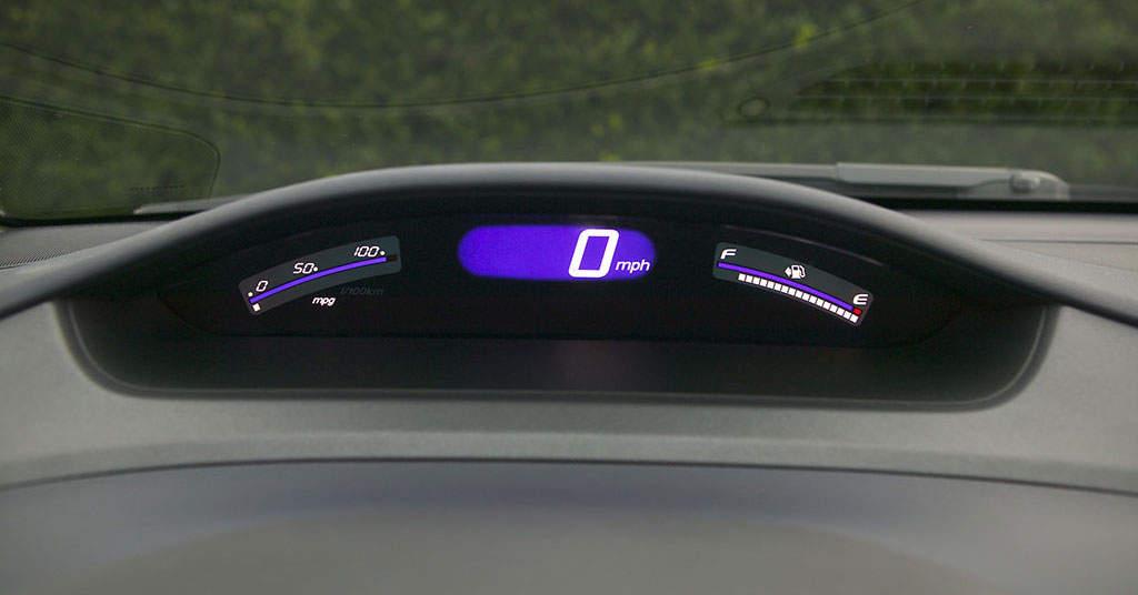 2006 Honda Civic Dashboard