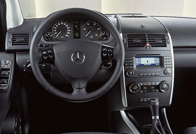2005 mercedes benz a class next week. Black Bedroom Furniture Sets. Home Design Ideas