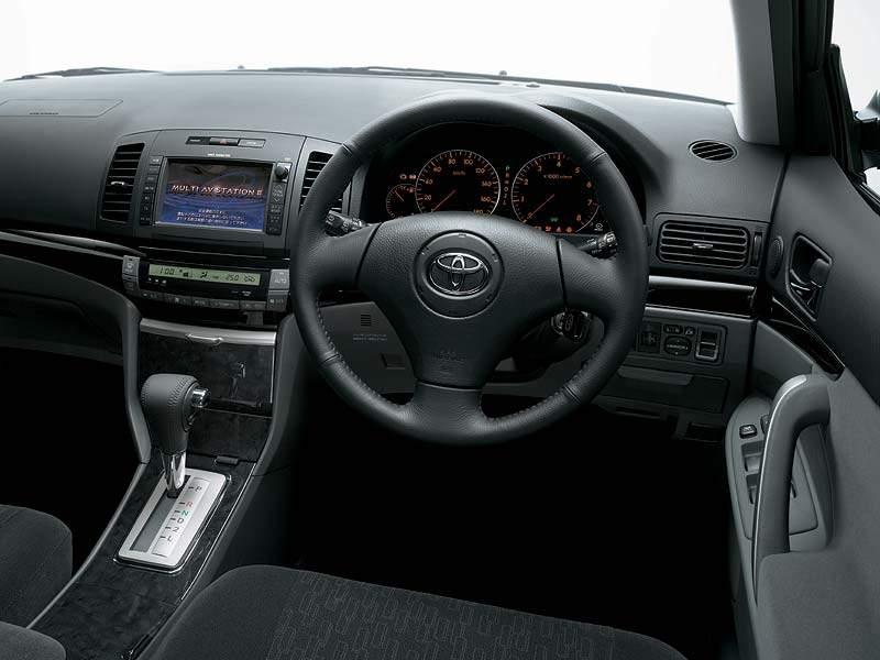 Toyota Allion D-4