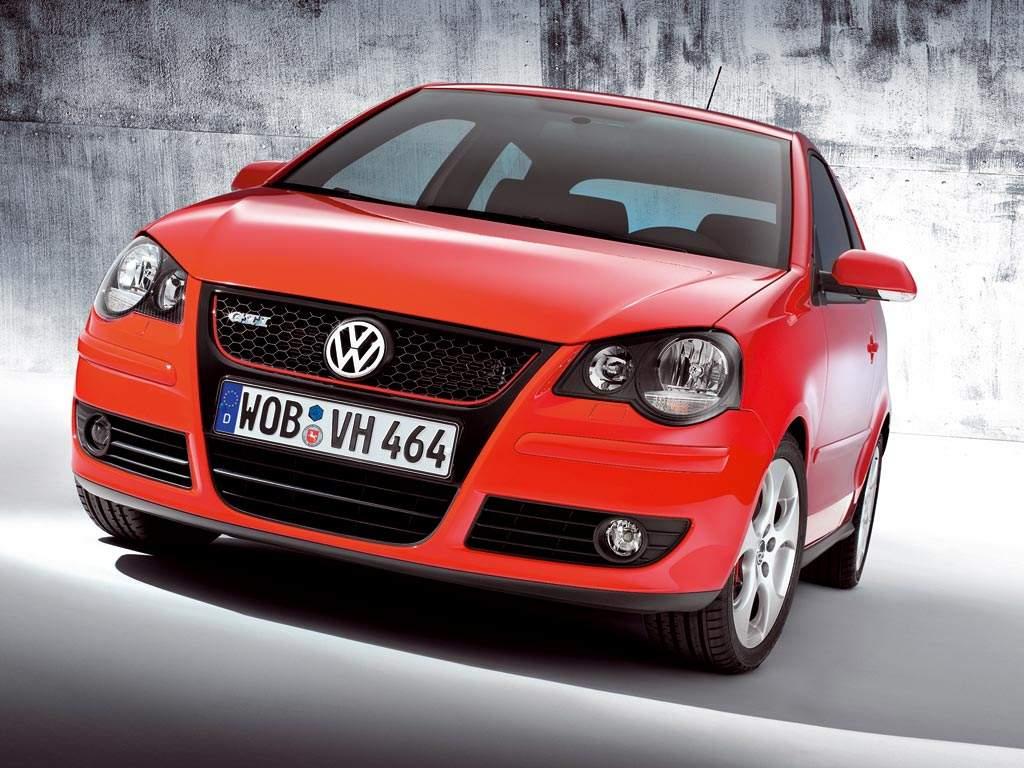 All Types gti 2006 : 2006 Volkswagen Polo GTI