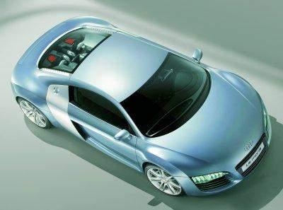 Audi R Supercar - Audi r9