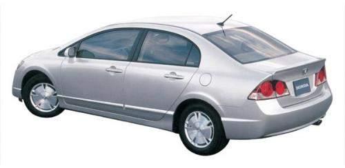 2006 honda civic jdm model for Different honda civic models