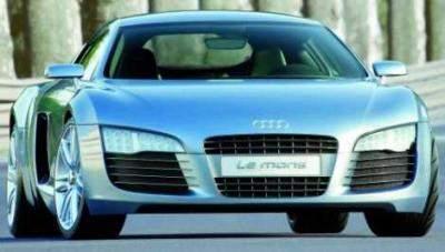 Audi R9 Supercar