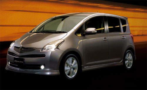 2006 Toyota Ractis