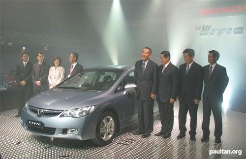 2006 Honda Civic FD in Malaysia - in depth