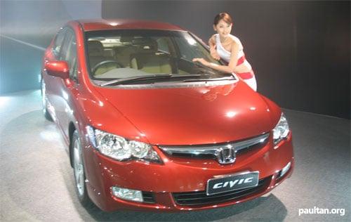 2006 Honda Accord For Sale >> 2006 Honda Civic FD in Malaysia - in depth