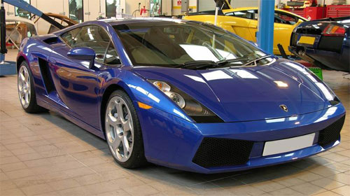 An RM33K Car Wash For Your Supercar