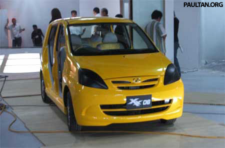 Perodua XX06 Concept