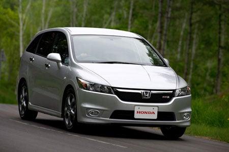 2007 Honda Stream