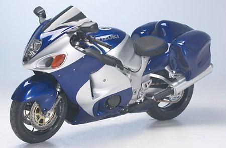 700 horsepower Hayabusa tips scales in Dynojet Horsepower
