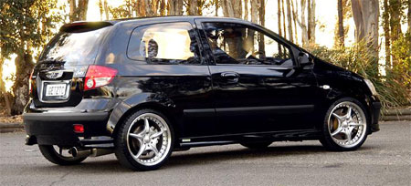 Getztc Hyundai Getz Turbo By Hyundai Australia