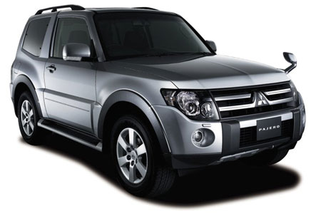 4th gen mitsubishi pajero to be unveiled