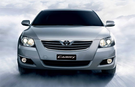 2007 toyota camry cbu launched in malaysia. Black Bedroom Furniture Sets. Home Design Ideas