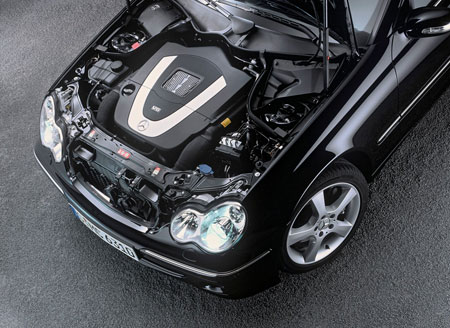mercedes benz c230 avantgarde v6 launched rh paultan org