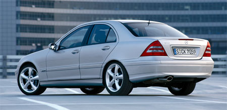Mercedes Benz C230 Avantgarde V6 launched