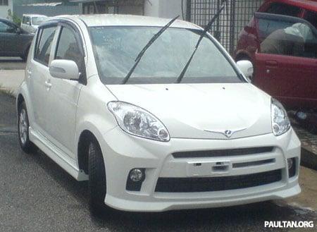 Perodua Myvi SE 1