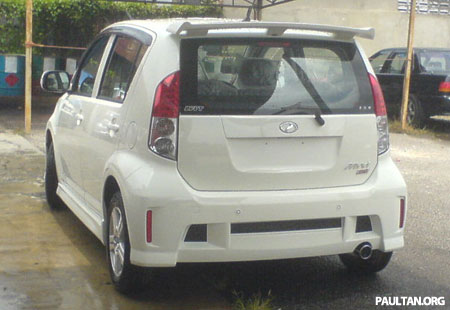 Perodua Myvi SE 3