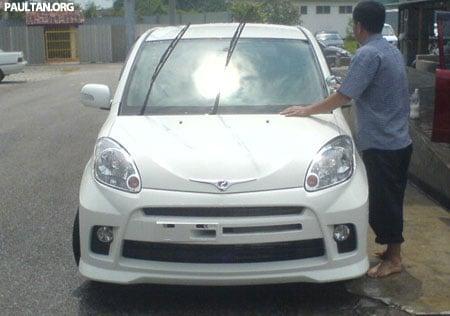 Perodua Myvi SE 4