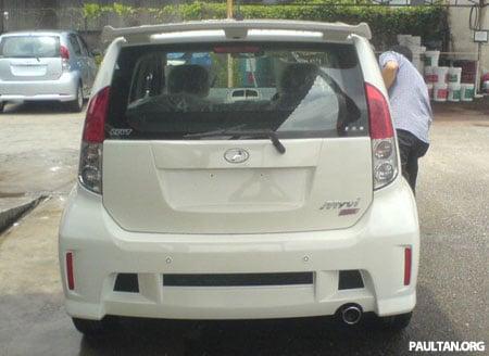 Perodua Myvi SE 7