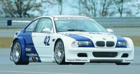 Bmw M3 Gtr First V8 Powered M3
