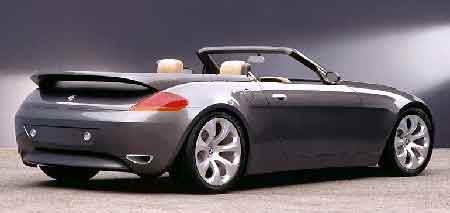 BMW to showcase BMW Z9 Concept at Shanghai