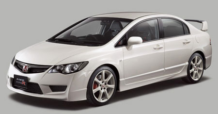 Civic Type R Sedan