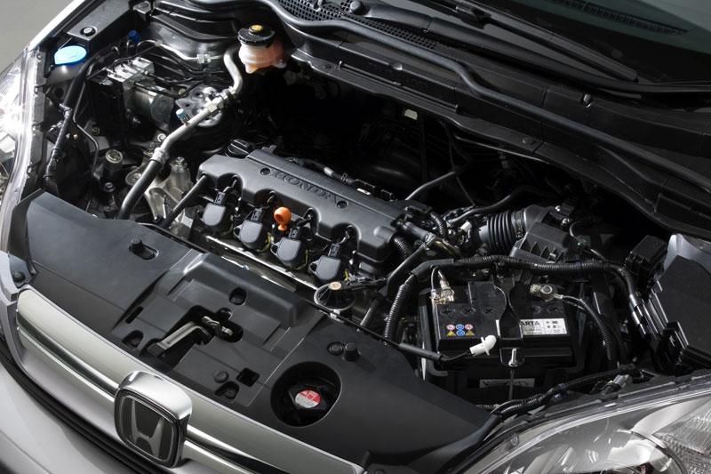 New 2007 Honda CR-V Revealed