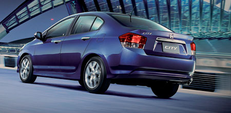 2009 Honda City: in-depth details and specifications!