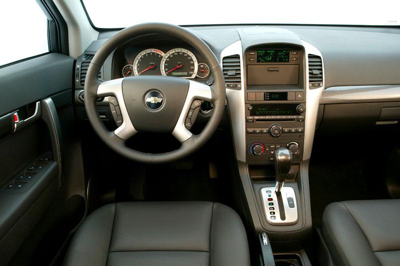 Chevrolet Captiva Unveiled In Malaysia