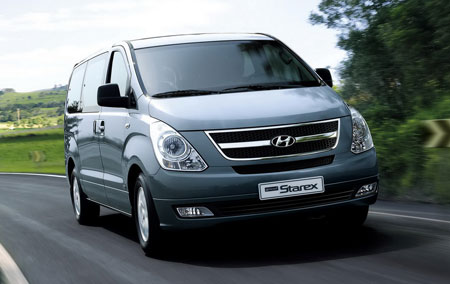 hyundai h1 starex 11 seater van. Black Bedroom Furniture Sets. Home Design Ideas