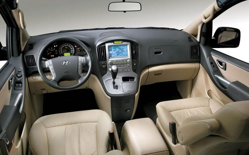 Hyundai H1 Starex 11-seater van