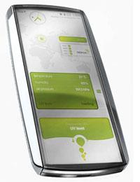 Nokia Eco Sensor Concept