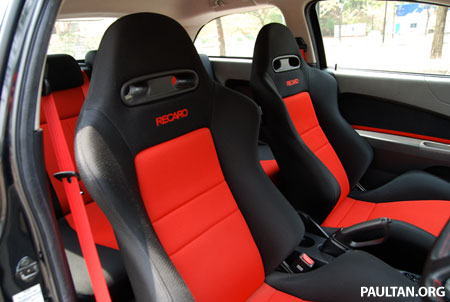 Proton Satria Neo R3 Test Drive Review