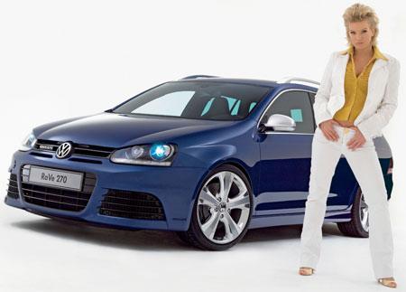 Volkswagen Golf Variant RaVe 270