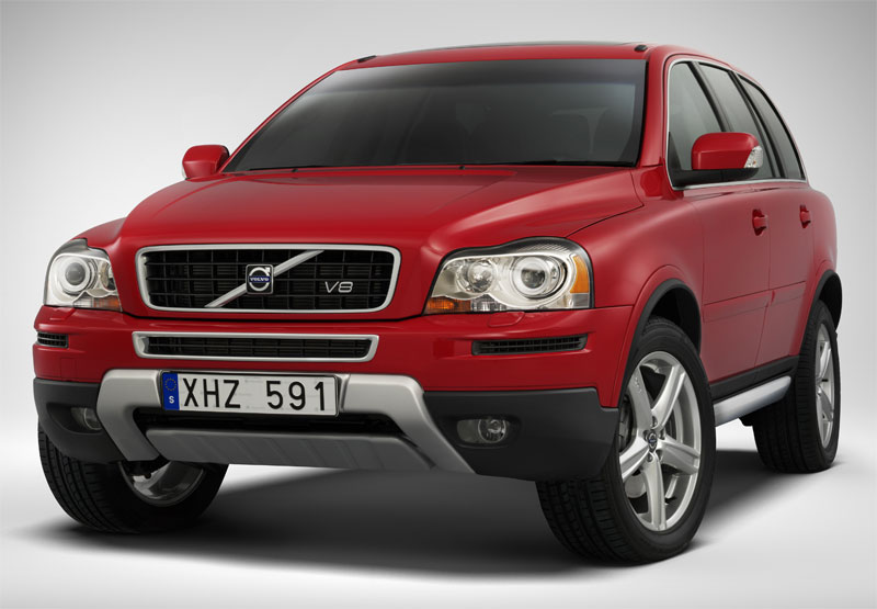 2007 volvo xc90 v8 sport. Black Bedroom Furniture Sets. Home Design Ideas