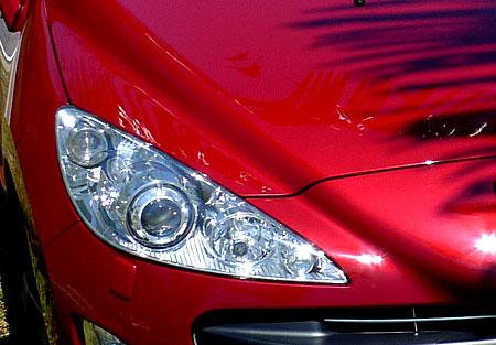308 GT Headlamp