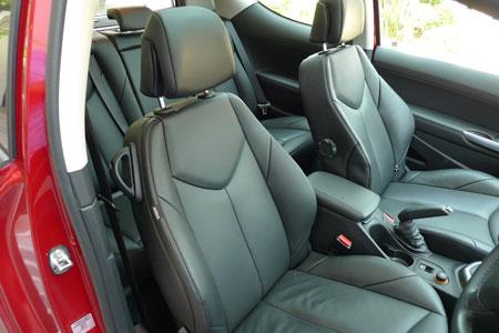 308 GT Seats