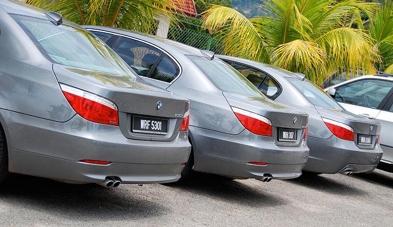The E60 Bmw 5 Series Facelift Range Test Drive Bmw 523i Se 525i