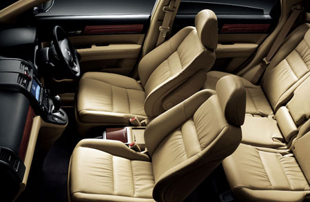 Honda CR-V Facelift